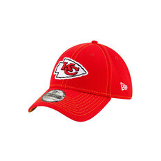 Kansas City Chiefs Sideline Road 39THIRTY Stretch Fit Cap Red S / M, Red, rebel_hi-res