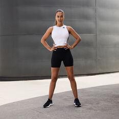 adidas Womens Believe This 2.0 Short Tights Black XS, Black, rebel_hi-res