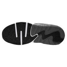 Nike Air Max Excee Kids Casual Shoes, Black/White, rebel_hi-res