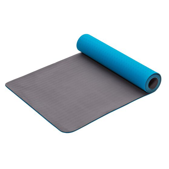 Celsius 5mm TPE Yoga Mat Blue 5mm, Blue, rebel_hi-res