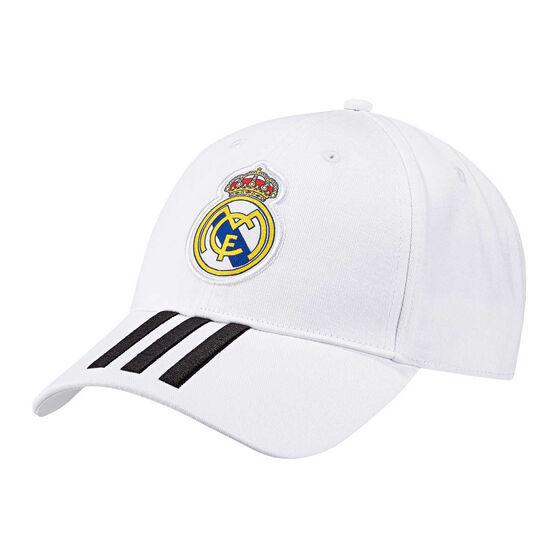 Real Madrid CF 2018 / 19 3-Stripes Cap, , rebel_hi-res
