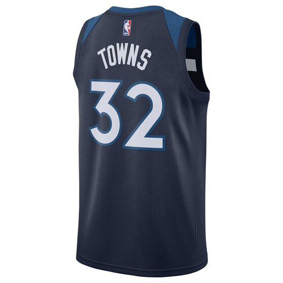 Nike Minnesota Timberwolves Karl Anthony Towns 2019 Mens Swingman