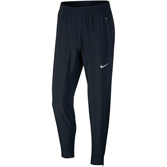 Nike Mens Essential Woven Pants, Black, rebel_hi-res