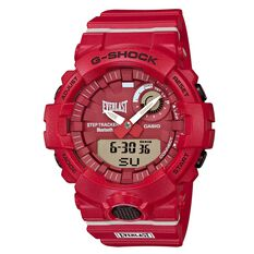 Casio G Shock Everlast GBA800EL4A Bluetooth Step Tracker Watch, , rebel_hi-res