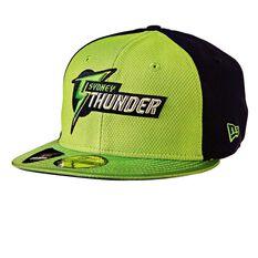 Sydney Thunder 2018 59FIFTY New Era Replica Home Cap, , rebel_hi-res