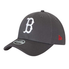 Boston Red Sox Womens New Era 9FORTY Cap, , rebel_hi-res