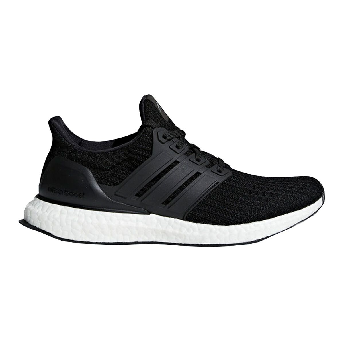 adidas Ultraboost Womens Running Shoes Black White US 6.5