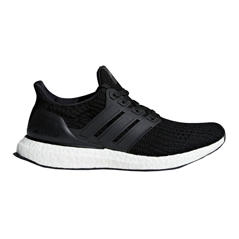 a481571da adidas Ultraboost Womens Running Shoes Black / White US 6.5, Black / White,  rebel_hi