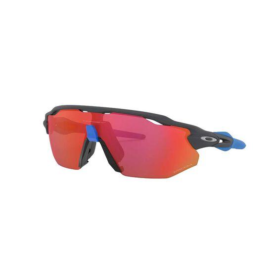 Oakley Radar EV Advancer Sunglasses Matte Carbon / Prizm Trail Torch, Matte Carbon / Prizm Trail Torch, rebel_hi-res
