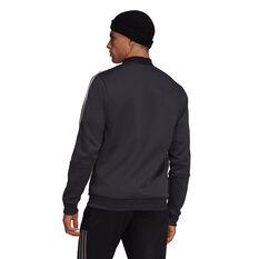 Juventus FC 2021/22 Mens Anthem Jacket Black S, Black, rebel_hi-res