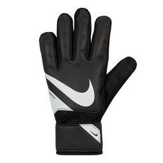 Nike Match Goalkeeping Gloves, White/Black, rebel_hi-res