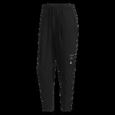 adidas Mens ID Pants Black S, Black, rebel_hi-res