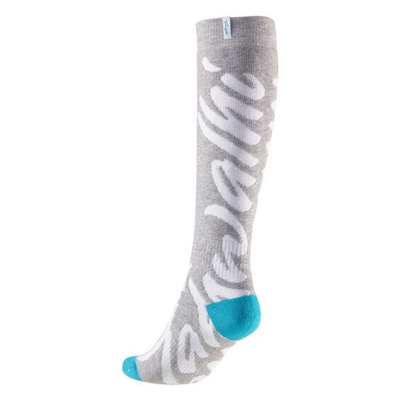 Tahwalhi Logo Ski Socks, , rebel_hi-res