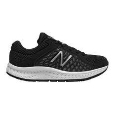 New Balance 420v4 Womens Running Shoes Black / White US 6, Black / White, rebel_hi-res