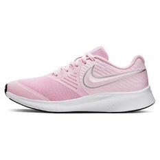 Nike Star Runner 2 Kids Running Shoes Pink / White US 4, Pink / White, rebel_hi-res
