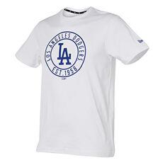 Los Angeles Dodgers Mens Wheel Tee, , rebel_hi-res