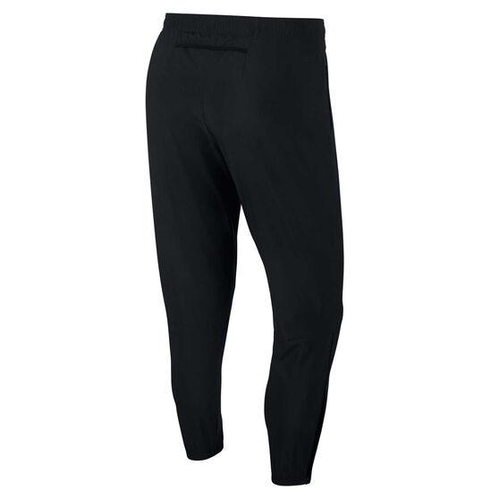 Nike Mens Phenom Essential Woven Running Pants Black XL, Black, rebel_hi-res