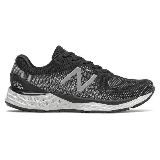 New Balance 880v10 D Womens Running Shoes, Black, rebel_hi-res