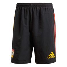 Chiefs 2020 Mens Club Shorts Black S, Black, rebel_hi-res