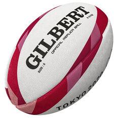 Tokyo 2020 Official Replica Rugby Sevens Ball, , rebel_hi-res