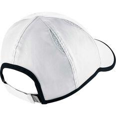 Nike Featherlight Cap White / Black OSFA, White / Black, rebel_hi-res