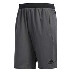 adidas Mens 4KRFT Prime Training Shorts Blue S, Blue, rebel_hi-res