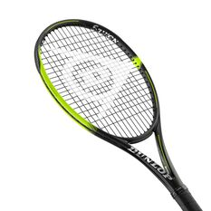 Dunlop SX300 Tennis Racquet Black / Yellow 4 1/4 In, Black / Yellow, rebel_hi-res