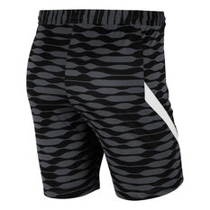 Nike Mens Dri-FIT Strike Football Shorts Black S, Black, rebel_hi-res