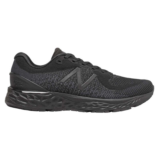 New Balance 880v10 2E Womens Running Shoes, Black, rebel_hi-res