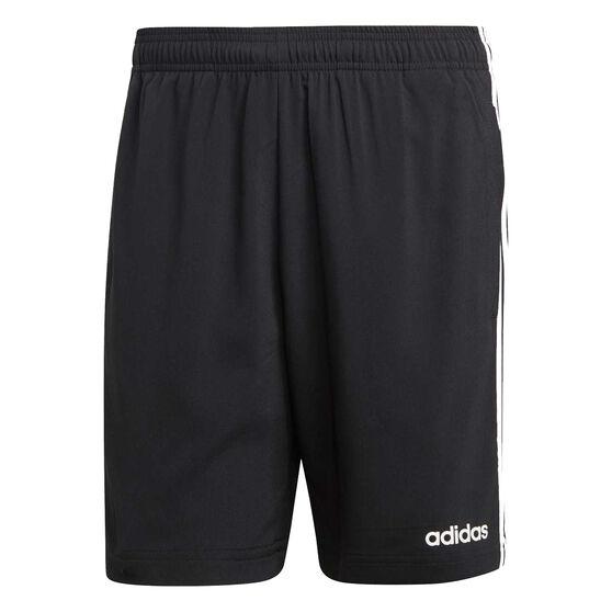 adidas Mens Essentials 3-Stripes Chelsea 2 7in Shorts, , rebel_hi-res