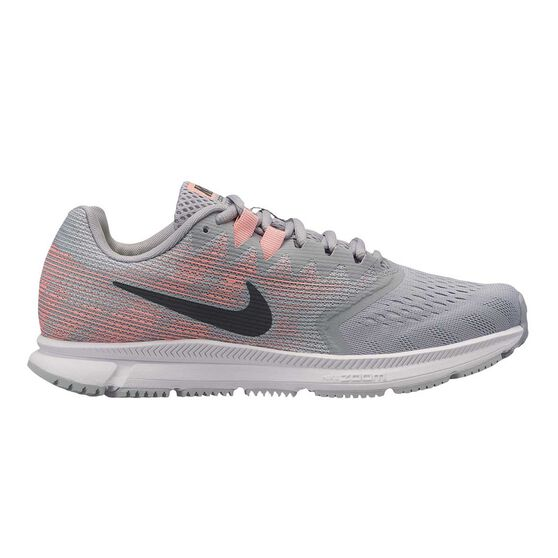 reputable site 71d3d 37f1b Nike Zoom Span 2 Womens Running Shoes