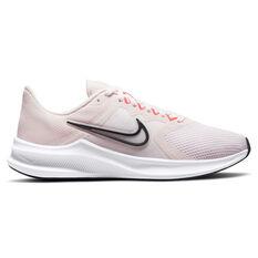 Nike Downshifter 11 Womens Running Shoes Pink/Black US 6, Pink/Black, rebel_hi-res