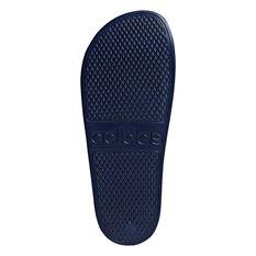 adidas Adilette Aqua Mens Slides, Navy / Blue, rebel_hi-res