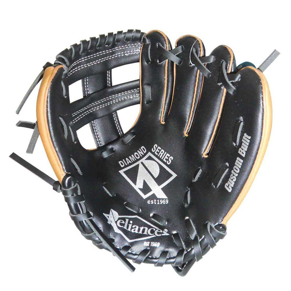 Rebel Sport Inner Gloves: Reliance Diamond 9in Right Hand Throw Baseball Glove