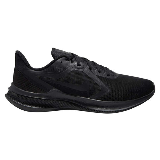 Nike Downshifter 10 Mens Running Shoes, Black/Grey, rebel_hi-res