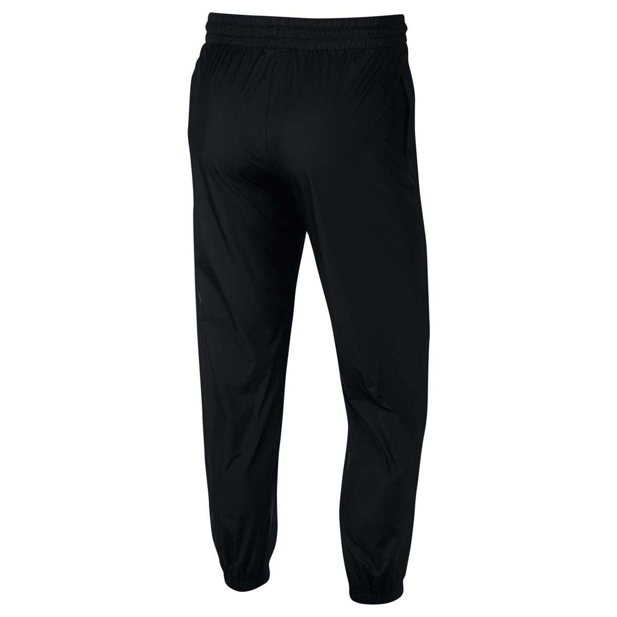 Nike Womens Sportswear Woven Pants Black XL