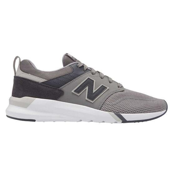 New Balance 009 Mens Casual Shoes, Grey / White, rebel_hi-res