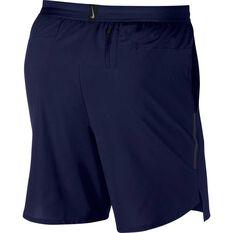 """Nike Mens Flex Stride 7"""" Running Shorts, Blue, rebel_hi-res"""