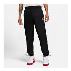 Nike Mens Sportswear Just Do It Cargo Pants Black XS, Black, rebel_hi-res