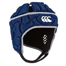 Canterbury Club Plus Headgear Navy / White L, Navy / White, rebel_hi-res