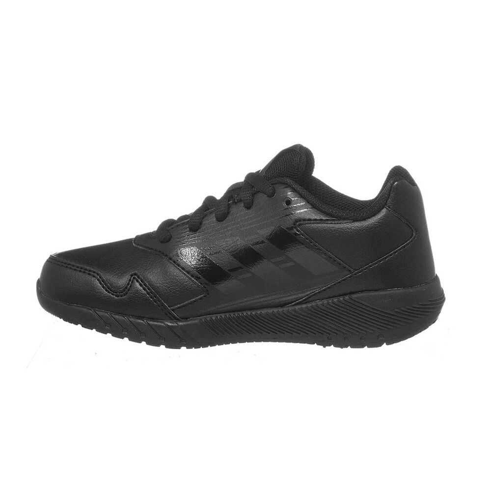 huge discount b90b0 2c391 adidas Alta Run Kids Running Shoes Black US 11, Black, rebelhi-res