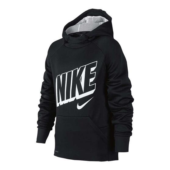 Nike Boys Therma Hoodie, , rebel_hi-res