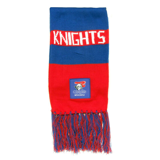 Newcastle Knights Scarf, , rebel_hi-res
