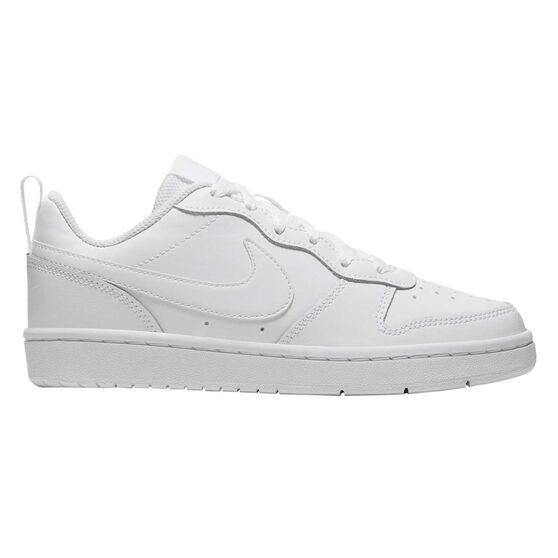 Nike Court Borough Low 2 Kids Casual Shoes, , rebel_hi-res
