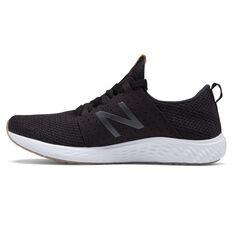 New Balance Fresh Foam Sport Womens Running Shoes Black/White US 6.5, Black/White, rebel_hi-res