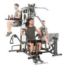 Torros G9 Multi-Station Home Gym, , rebel_hi-res