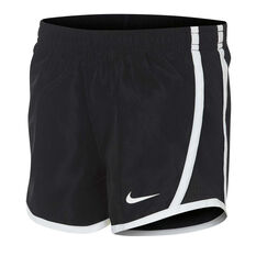 Nike Girls Tempo Shorts Black 4, Black, rebel_hi-res