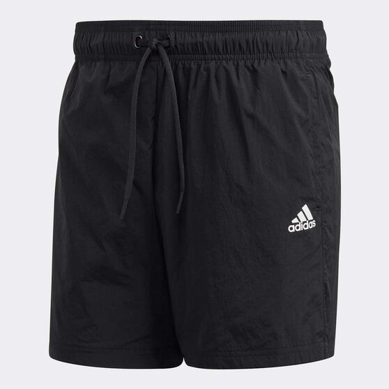 adidas Mens Must Have Woven Shorts Black XL, Black, rebel_hi-res