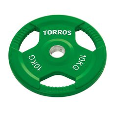 Torros 10kg Olympic Plate, , rebel_hi-res