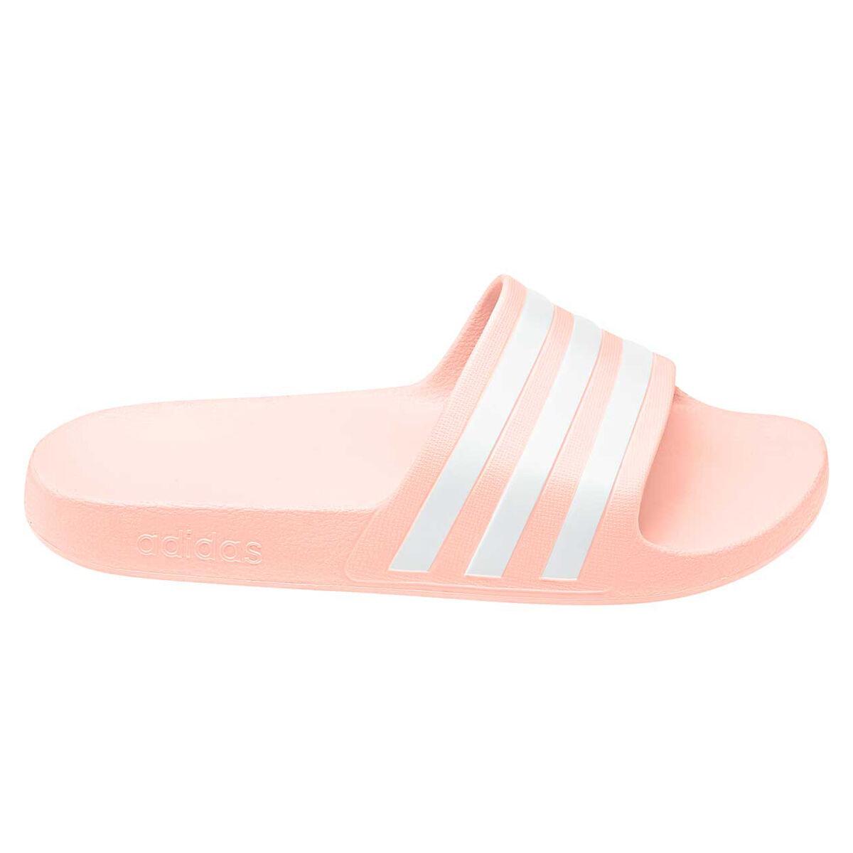 adidas Adilette Aqua Womens Slides Pink